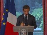 Sarkozy soutient Sakineh Mohammadi, condamnée à la lapidation