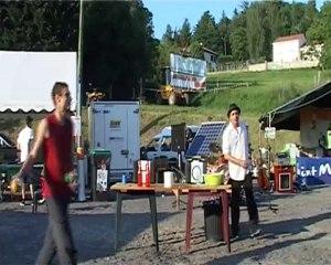 CAPS FESTIVAL: JONGLERIE en scène autour de l'eau