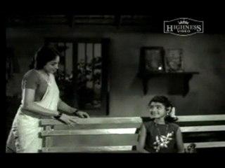 Shibiyennu Peraai (Poombatta) 1971 Baby Sridevi and Raagini