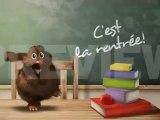 René La Taupe - C´est la Rentrée