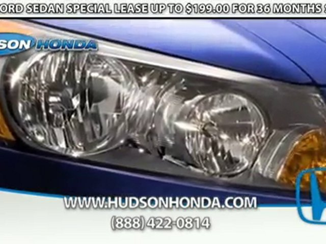 Honda Accord NJ from Hudson Honda