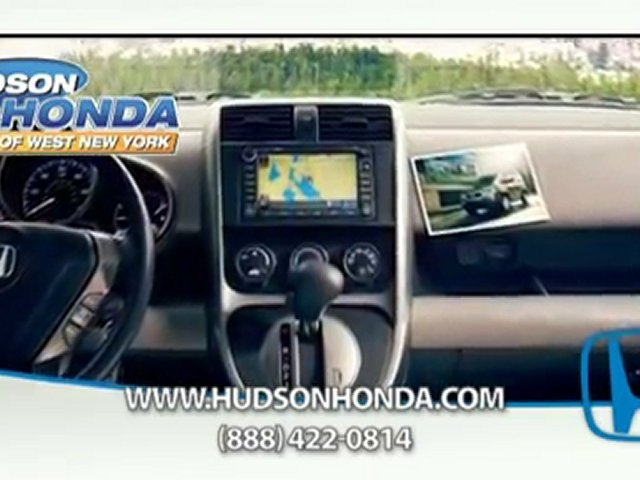 Honda Element NJ from Hudson Honda
