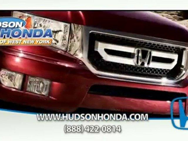 Honda Ridgeline NJ from Hudson Honda