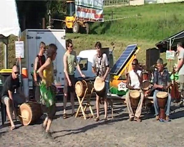 CAPS FESTIVAL 2010 : Balimaya & Association Daladié