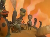 Critique du Blu-ray James and the Giant Peach