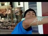 Village Idiot goes to the Ice cream store-Scene from Vidiots