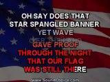 Star Spangled Banner - Hymne Américain
