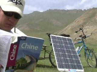 Kirghizstan - Chine : des montagnes au désert