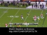 Watch Steelers vs Broncos Online NFL Game Time