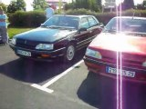 Rassemblement Renault 25 & Safrane du forum R25-Safrane.com