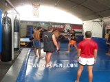 Seminario de Muay Thai: Make - Contra ataque Patada Frontal