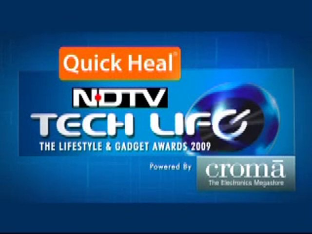 The Quick Heal NDTV Tech Life Awards 2010 results announced