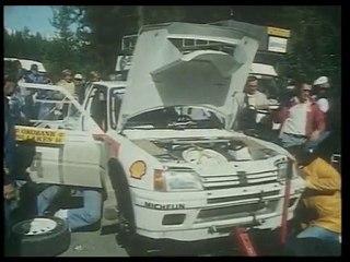 rallye des 1000 lacs 1984