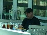 SNTV - John Travolta lunches in Miami