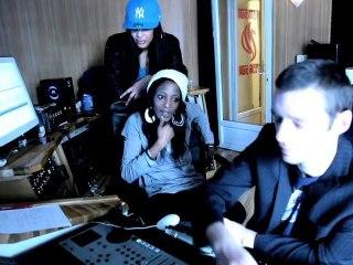 Amy & Bushy making of de l'album pt3: mix du morceau 1 Life