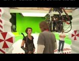 Resident Evil: Afterlife - Behind-the-Scenes clip