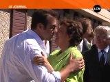 Roselyne Bachelot rend visite au CNM (Marseille)