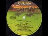 80's funky disco music-Metropole - Miss Manhattan 1981