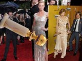 SNTV - Golden Globes Red Carpet style