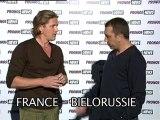 France VS  Biélorussie - Eliminatoires Euro 2012 - Le 03/09