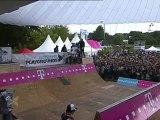Telekom Playgrounds Hamburg - BMX Miniramp 2nd Michael Beran