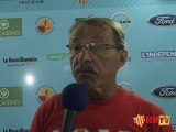 Interview d'avant match USAP BO - Sept 2010