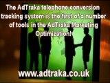 Telephone Conversion Tracking - Marketing Optimisation