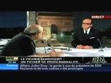Karl Zéro sur la pédophilie (Affaire CD rom Zandvoort)