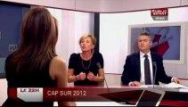 LE 22H,Marc-Philippe Daubresse, Ministre de la Jeunesse et des Solidarités actives