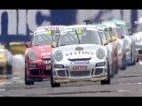 Porsche 911 GT3 SuperCup Spa Francorchamps Race