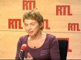 Laurence Parisot, présidente du Medef : On ment depuis tren