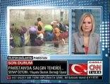 Hayata Destek Derneği Pakistan Ofisi CNN Türk Canlı Yayın