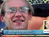 Décès de Laurent Fignon : JR Bernaudeau réagit