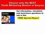 Teeth Whitening Denitst in Smyrna GA - Tooth Whitening Fast