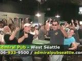 Football!! Pub West Seattle / Admiral Pub West Seattle Bar