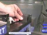 Tramming a Bridgeport milling machine with Pro Tram
