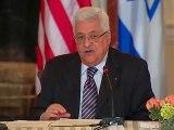 Israéliens et Palestiniens commencent les pourparlers de paix