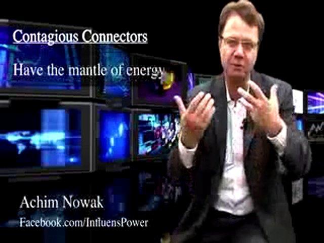 Executive Coach Achim Nowak on Contagious Connection Power