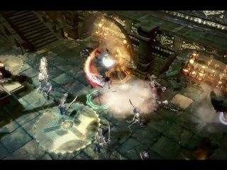 Vidéo de gameplay Dungeon Siege 3 de Dungeon Siege 3