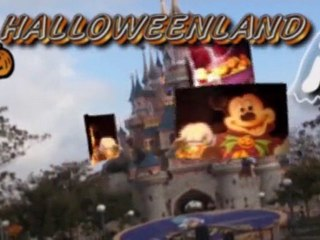 Disneyland Paris HALLOWEEN PART.1