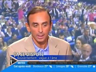 Ça se dispute sur i>TELE - 4 sept. 2010