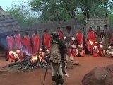 TRADITIONS  COUTUMES D'UN VILLAGE ZOULOU EN AFRIQUE DU SUD