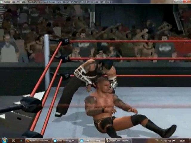 Jeff Hardy vs Randy Orton Ecw Match
