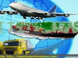 Importing And Exporting From Home