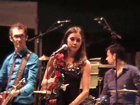 Olivia Ruiz . 2 septembre 2010 à DIJON