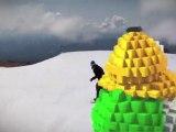 (Clip)(FX)(VideoGames)(Snowboard) Gnarcade