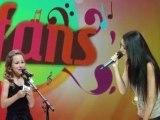 Enregistrement - Ecole des fans - 4/09/2010