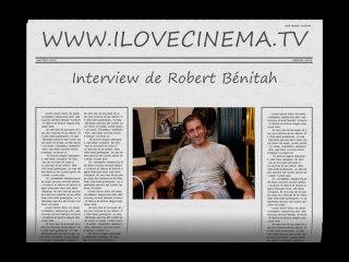 Interview de Robert Bénitah, réalisateur régleur de cascades