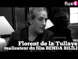 FILM STAFF BENDA BILILI : INTERVIEW Florent de la Tullaye