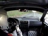 Course de côte de PONDRON 2010 Ax Gti N1